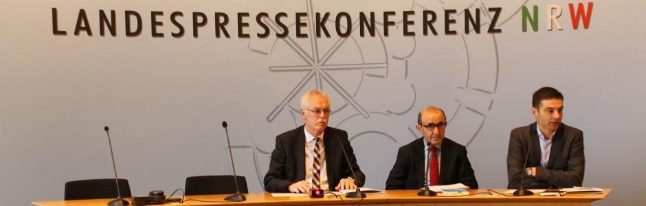 Landespressekonferenz am 11. März 2016
